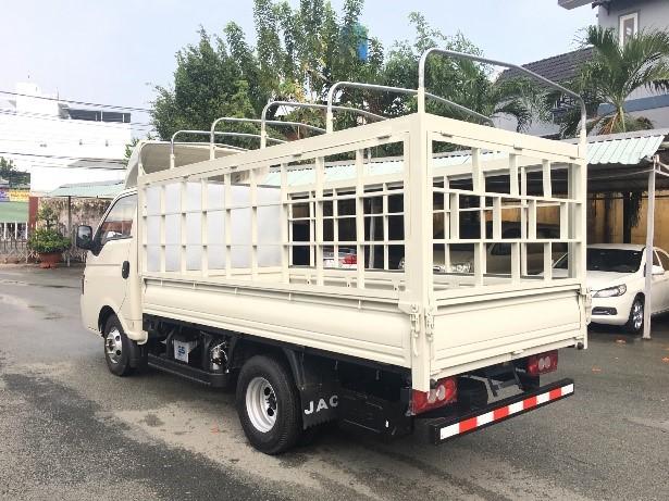 xe tải jac x series thùng mui bạt