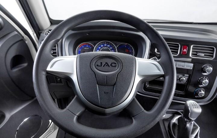 tay lái xe tải jac x series Xe tải JAC X Series