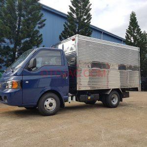 xe tải jac x99 990kg XE TẢI JAC X99 990KG EURO 4 2018
