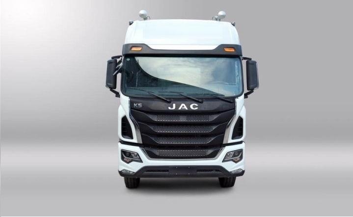 xe tải jac 4 chan k5 XE TẢI NẶNG JAC 4 CHÂN K5 – 310 Hp TP.HCM