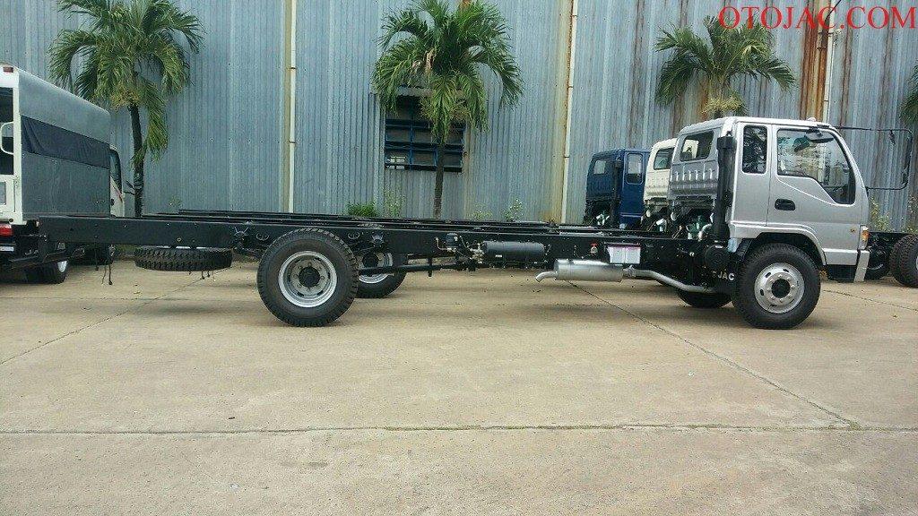 chassi xe tải jac 8.45 tấn XE TẢI JAC 8.45 TẤN HFC1383K1