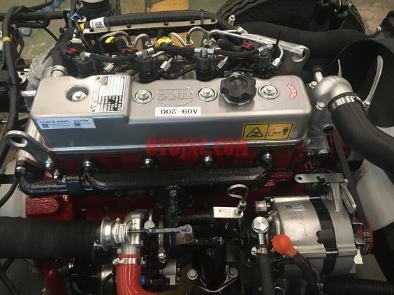 động cơ máy dầu xe tải jac x125 1.25 tấn