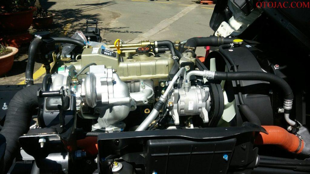 động cơ jac 2.35 tấn 2.771cm3