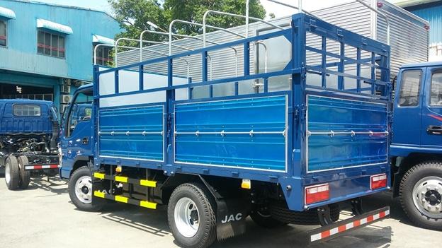 xe tải jac 1.49 tấn thùng mui bạt JAC 1.49 TẤN – HFC1030K3