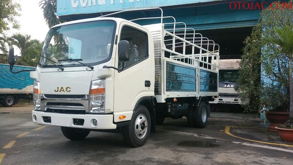 xe tải jac 1.99 tấn thùng mui bạt XE TẢI JAC 1.99 TẤN – HFC1042K1
