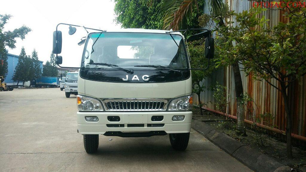 ngoại thất xe tải jac 8.45 tấn XE TẢI JAC 8.45 TẤN HFC1383K1