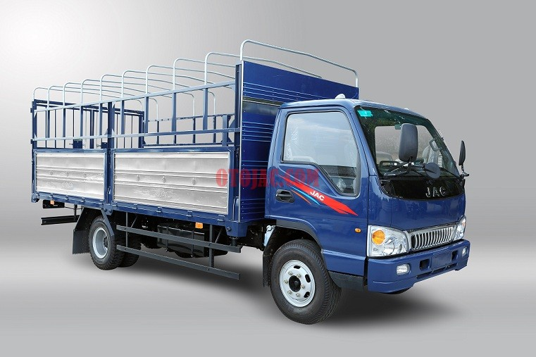 xe tải jac 5 tấn MỪNG QUỐC KHÁNH 2-9-2018 RINH LỘC VÀNG CÙNG  Ô TÔ JAC VIỆT NAM