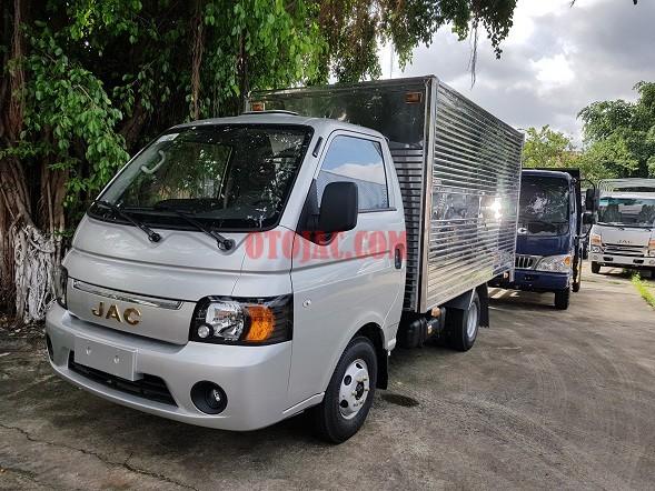 thiết kế ngoại thất xe tải jac x125 1.25 tấn