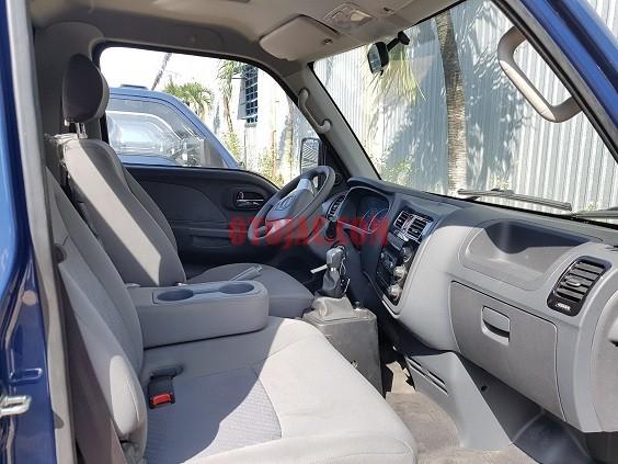nội thất cabin jac x150 1t5