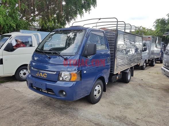 xe tải jac x125 1.25 tấn giá rẻ XE TAI JAC X125 1.25 TẤN EURO 4 2018