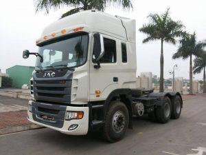 xe dau keo jac 6x4 340hp XE ĐẦU KÉO JAC 6X4 340 HP Trang Chủ