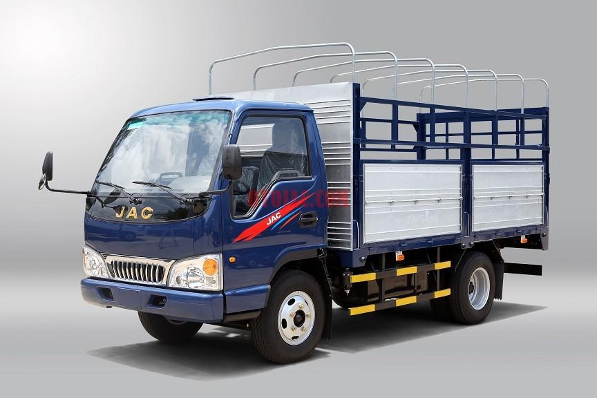 xe tải jac 2.4 tấn MỪNG QUỐC KHÁNH 2-9-2018 RINH LỘC VÀNG CÙNG  Ô TÔ JAC VIỆT NAM