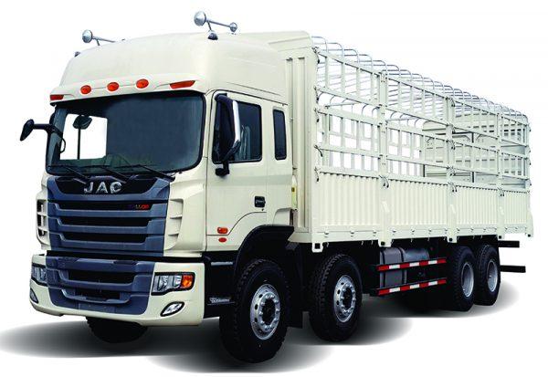 xe tải jac 4 chân gallop