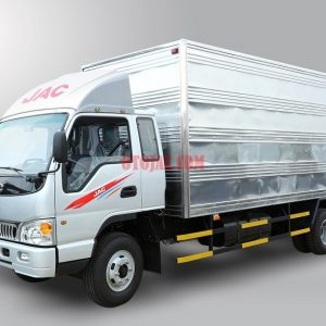 xe tải jac 6.4 tấn thùng kín Xe tải jac 6.4 tấn thùng dài 6m2