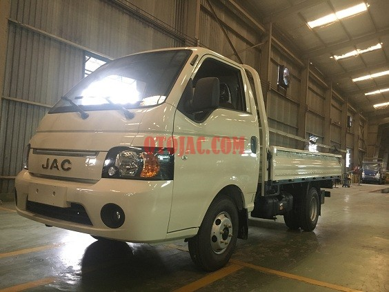xe tải jac x125 1t25 thùng lửng XE TAI JAC X125 1.25 TẤN EURO 4 2018