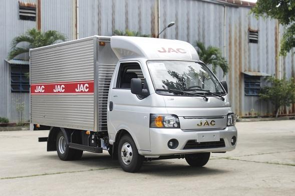 xe tải jac x series