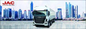 xe tải nặng jac
