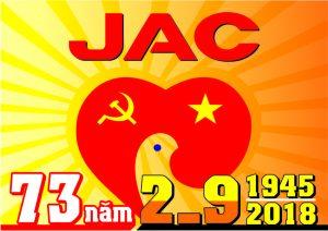 lễ quốc khánh 2/9 MỪNG QUỐC KHÁNH 2-9-2018 RINH LỘC VÀNG CÙNG  Ô TÔ JAC VIỆT NAM
