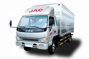 XE TẢI JAC 6.4 TẤN  HFC1083K THÙNG DÀI 6M2