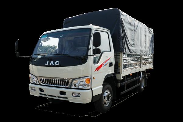 JAC 3.45 TẤN – L350 – ĐỘNG CƠ EURO 4 – 2019