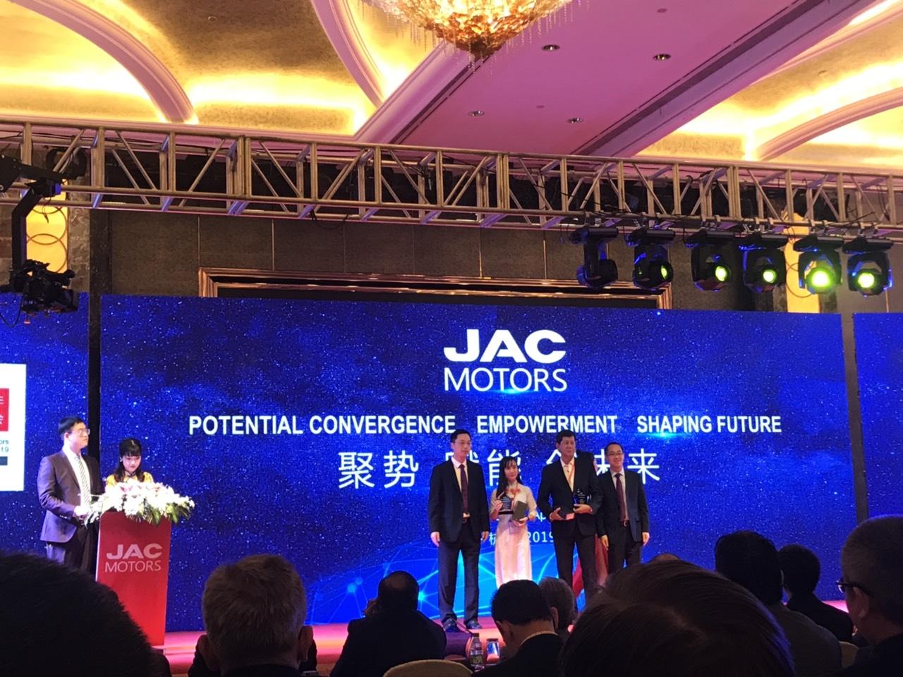 Hội nghị Đại lý JAC QUỐC TẾ 2019 tại Hàng Châu
