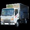 JAC 6.5 TẤN – N650 PLUS- ĐỘNG CƠ CUMMIMS