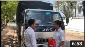"""JAC & CUỘC SỐNG """" KHÁCH HÀNG TUẤN NHẬN XÉT VỀ XE TẢI JAC """""""