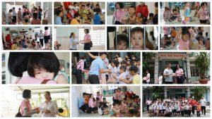 JAC VIỆT NAM tổ chức Chương trình ( VUI TẾT THIẾU NHI) ngày 1/6