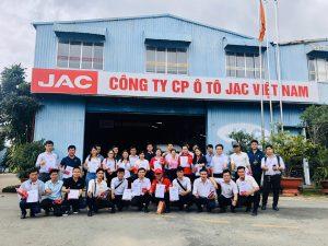 CHƯƠNG TRÌNH TẬP HUẤN #JAC N800 – N900